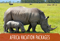 Monograms Africa Vacation Packages