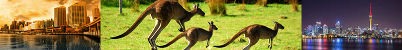 Australia Guided Vacations